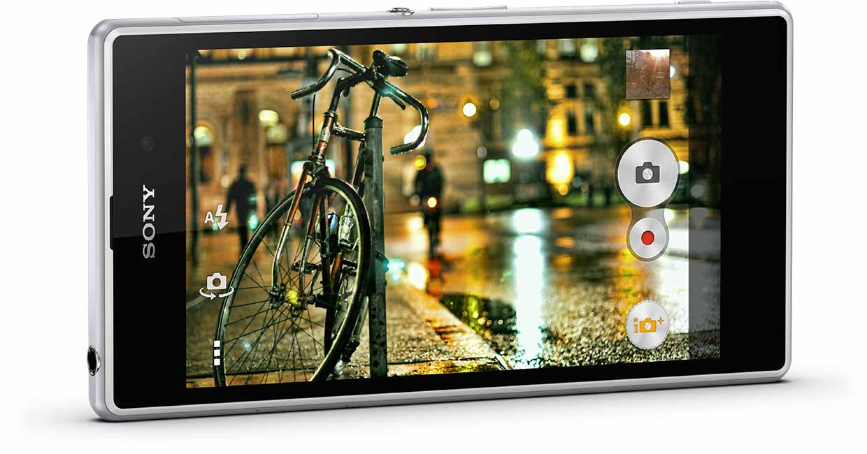 Xperia Z1 delivers perfect pictures every time thanks to Superior Auto.